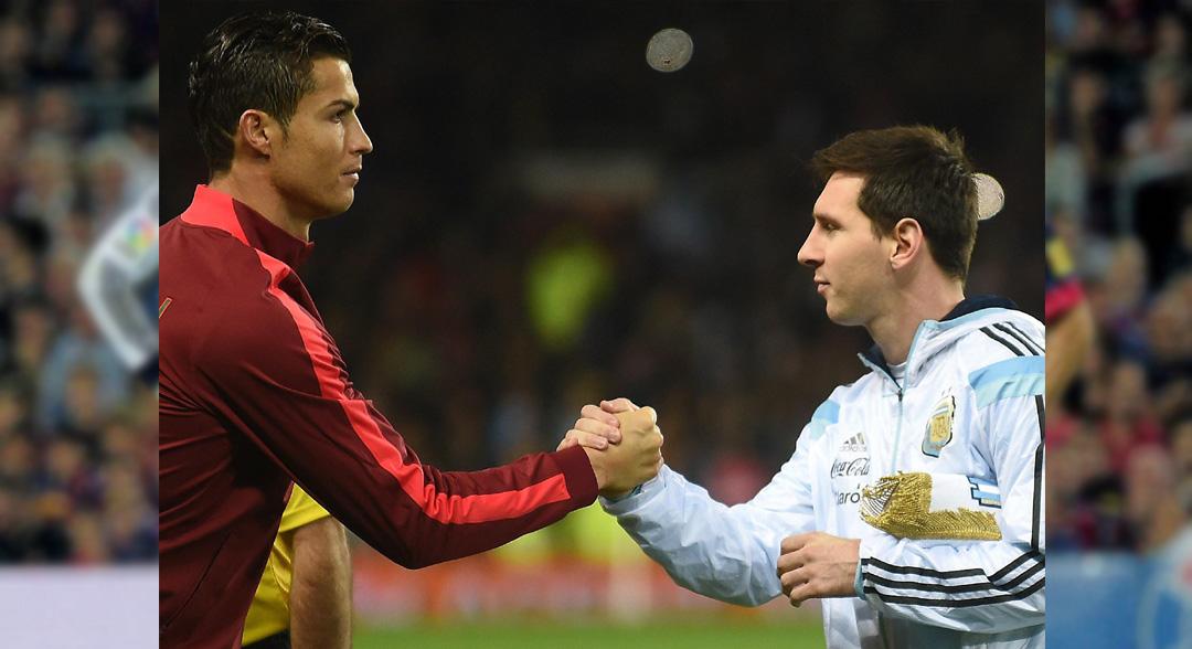 Pandemi Corona Buat Pendapatan Ronaldo dan Messi Merosot