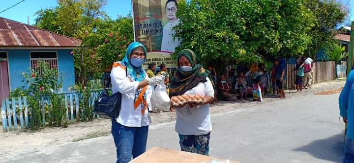Pemda Kepsul Buka Pasar Murah di Tiga Desa