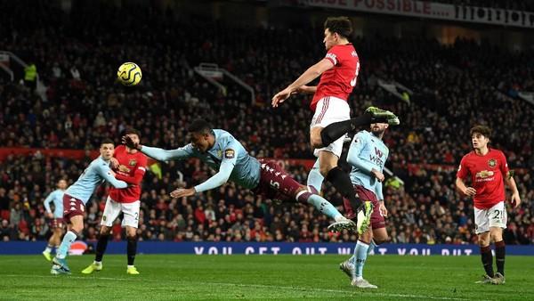 Jadwal Liga Inggris Dini Hari, Aston Villa vs MU