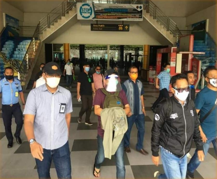 8 Tahun Buron, Terpidana Korupsi Dana Usaha Ekonomi di Halut Ditangkap