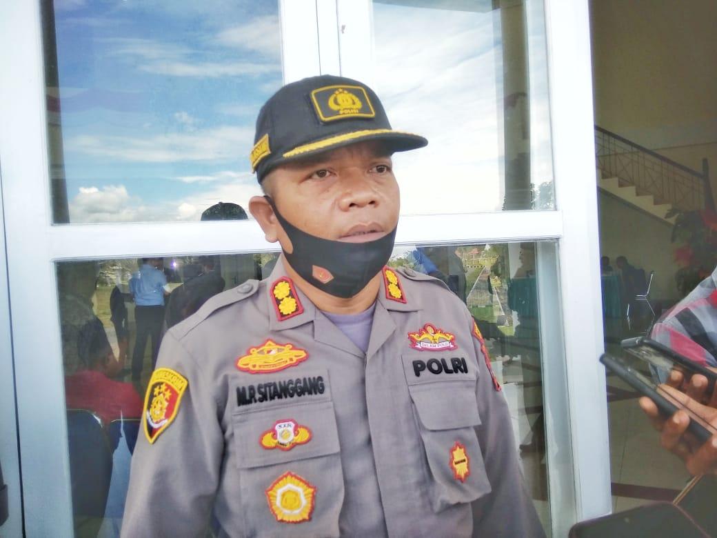 Kapolres Haltim Akui Kesulitan Usut Tersangka Kasus SPPD Fiktif