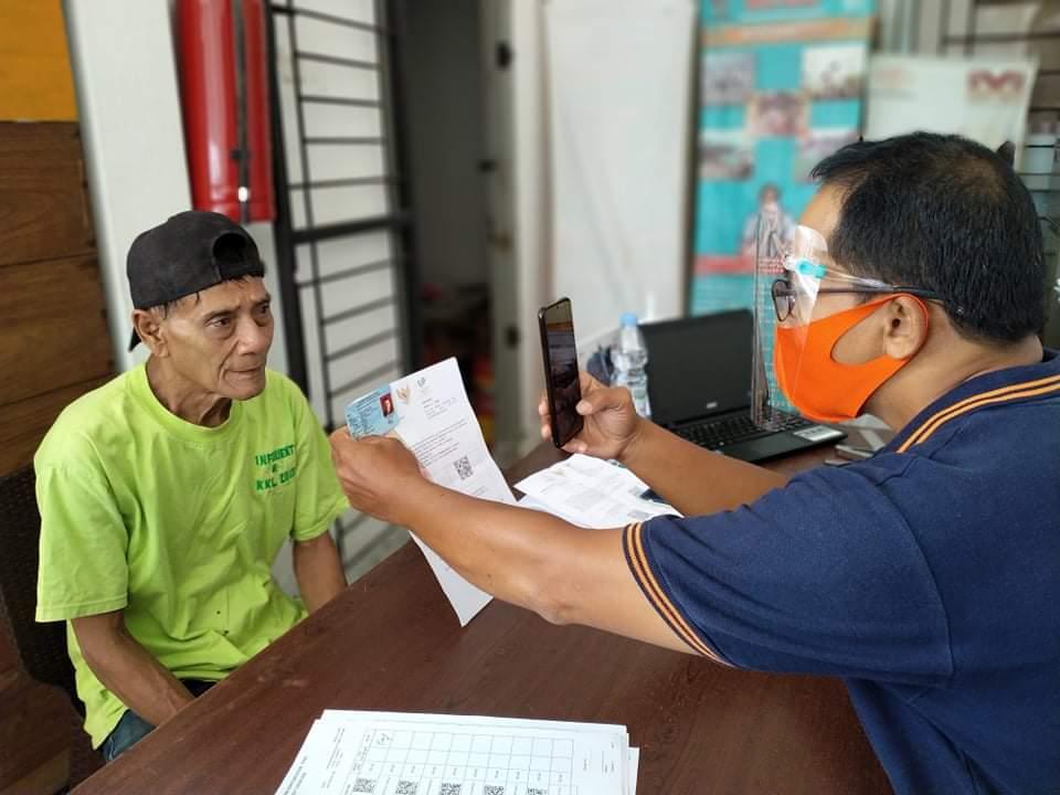 BST Kemensos Tahap IV dan V di Halmahera Barat Mulai Pembagian