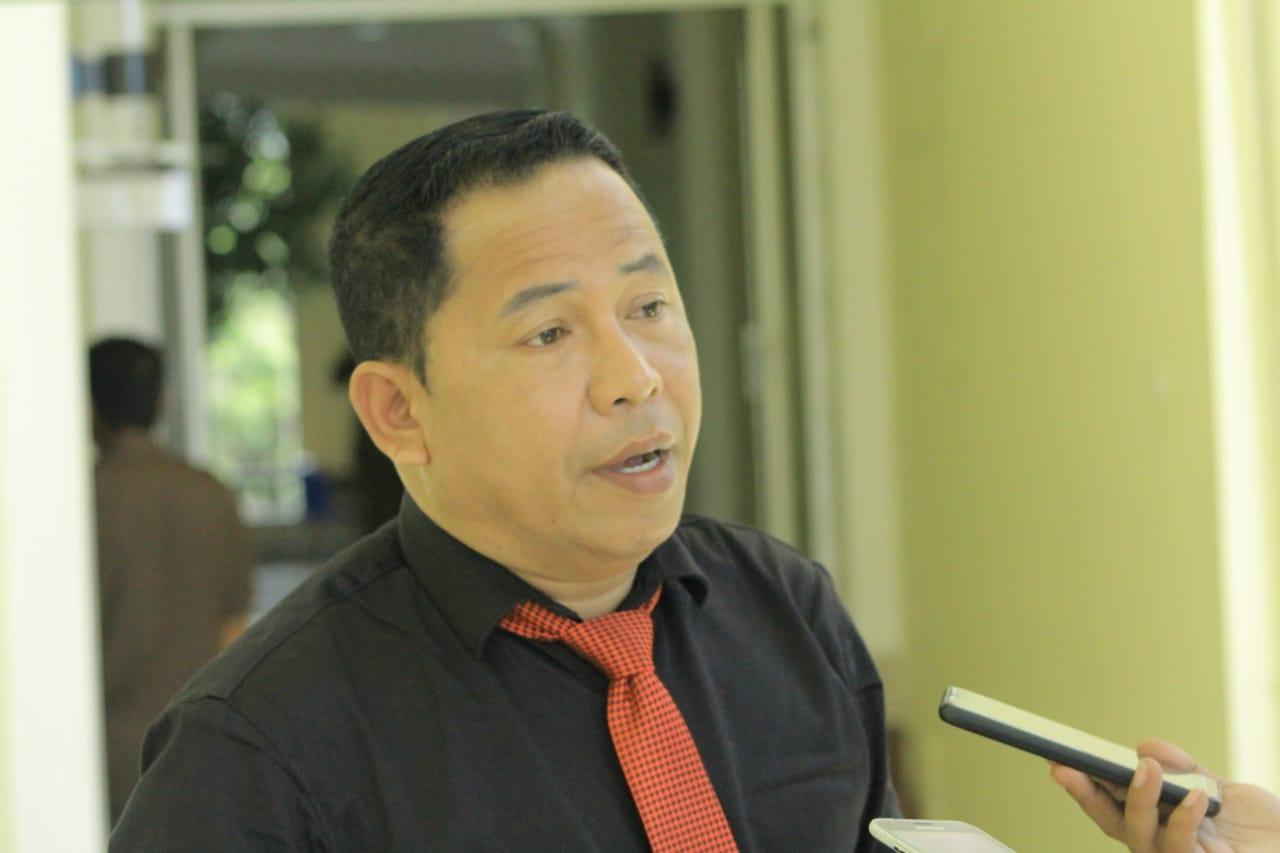 Ketua DPRD Haltim Pesimis Zero Defisit pada APBD 2021