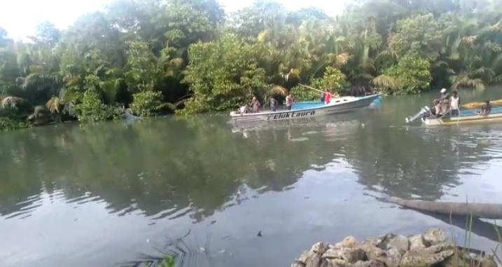 Bocah 11 Tahun Hilang di Sungai Tauro Halbar
