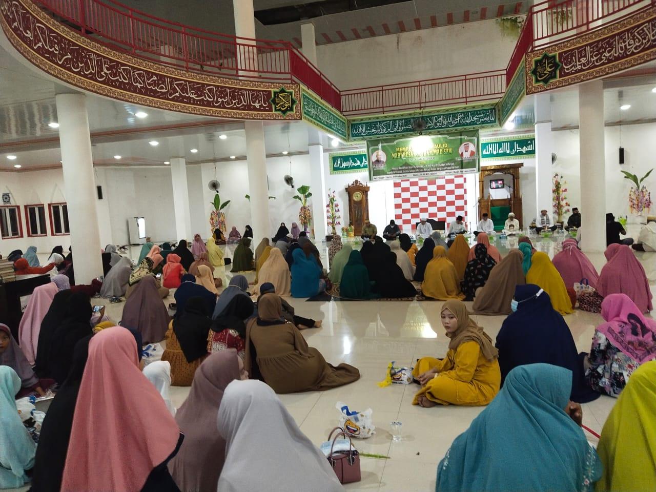 Peringati Maulid Nabi Muhammad, KKSS dan IWSS Panjatkan Doa Covid-19 Cepat Berlalu