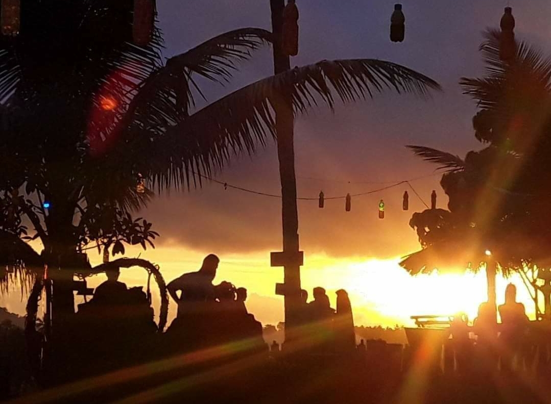 Nikmati Indahnya Sunset di Puncak Ake Sahu Payo