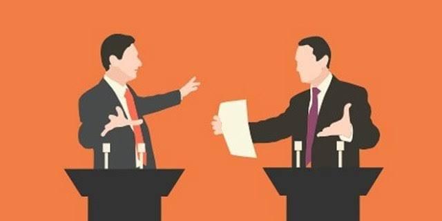 Debat Kandidat Pilkada Halbar digelar di Ternate