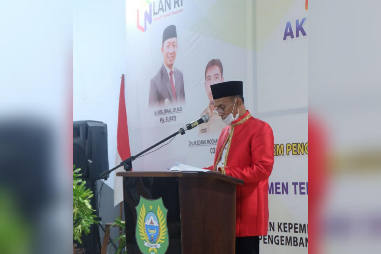 BPKD Halbar Launching Program Inovasi Baru Pengelolaan Keuangan Daerah