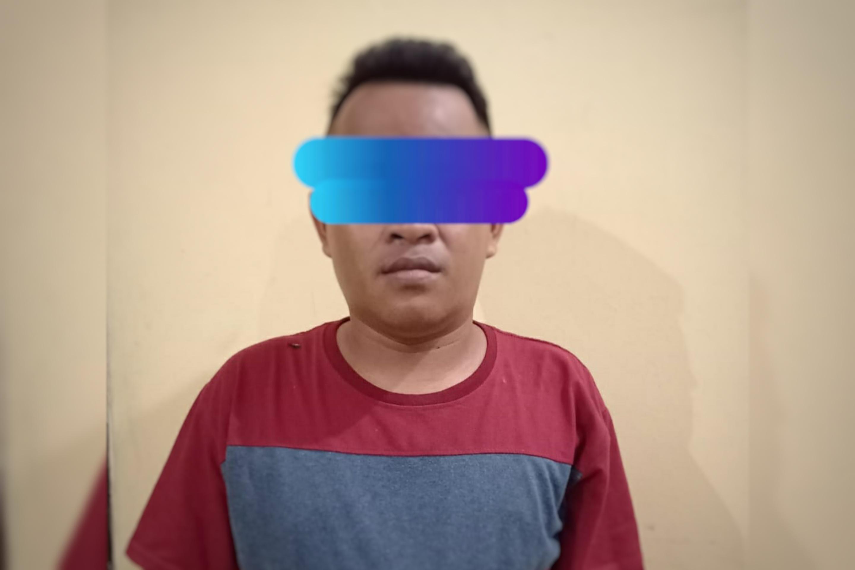Polisi Bekuk Seorang Pria Pengedar Sabu di Sanana
