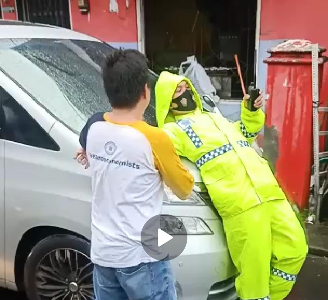 Nyaris Celakai Polantas yang Bertugas, Oknum Anggota DPRD Malut Dipolisikan